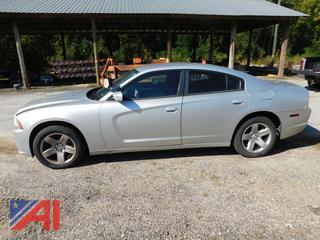 2011 Dodge Charger 4DSD