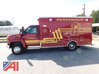 2009 Mccoy Miller C4500 Ambulance