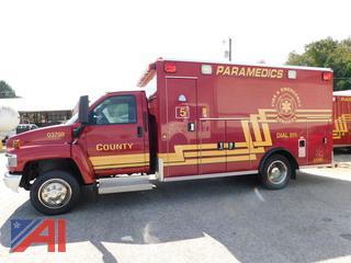 2009 Chevy C4500 Ambulance