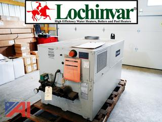 Lochinvar Copper Fin 1,256,000 BTU Gas Heating Boiler