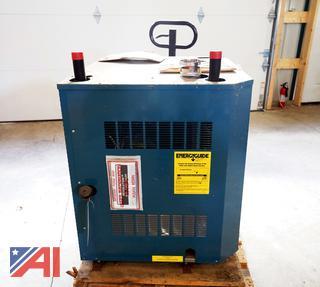 Burnham 130,000 BTU Gas Fired Boiler