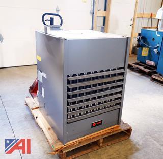 Trane 200,000 BTU Overhead Gas Unit Heater