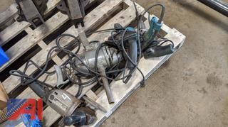Various Electric Power Tools
