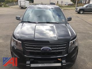 REDUCED BP 2017 Ford Explorer/ Police Vehicle SUV