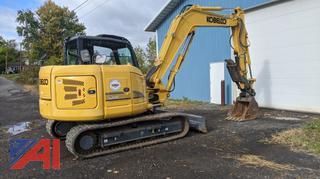 2015 Kobelco SK85CS-3E Excavator