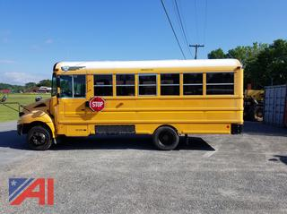2011 International 3000 Mini School Bus w/ Wheelchair Lift