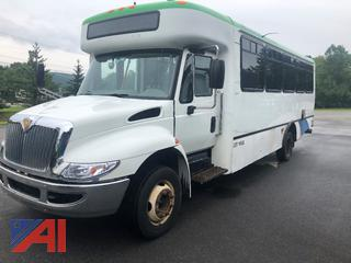 2011 International Eldorado 3000 Wheelchair Bus