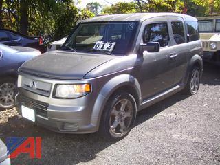 2007 Honda Element SUV