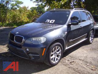 2011 BMW X5 SUV