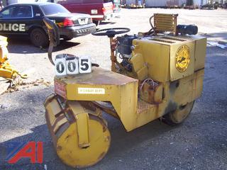 CH&E 317 One Ton Roller