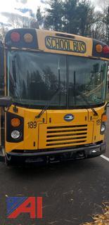 2012 Blue Bird D3FE School Bus