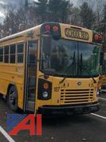 2012 Blue Bird D3FE School Bus