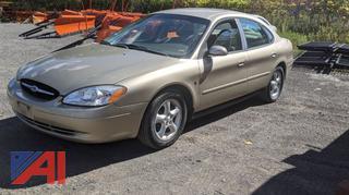 2001 Ford Taurus 4DSD