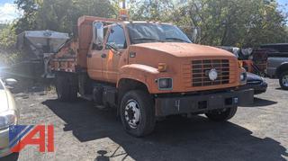 2000 GMC C6500 Dump Truck