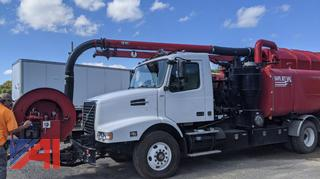 2004 Volvo CHD64B Vactor Jet Pusher