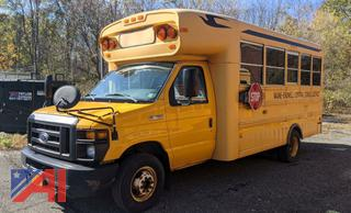 2009 Ford Blue Bird- E450 School Bus