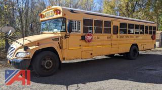 2010 Blue Bird Conventional School Bus