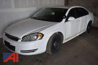 2010 Chevy Impala/ Police Vehicle 4DSD