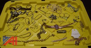 Assorted Custome Jewelry