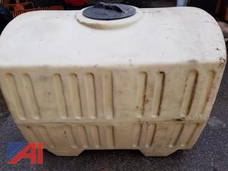 (#8) 200 Gallon Water Tank