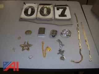 Various Jewelry and More
