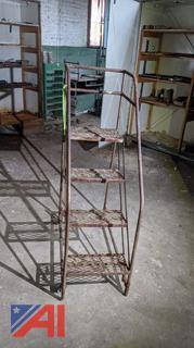 "Ballymore Parts 53"" Ladder"