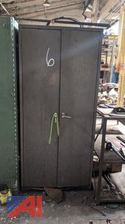 Metal Double Door Cabinet