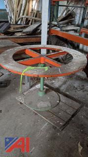Vintage Spool Unwinder