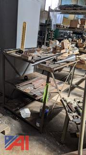Machinist Metal Shelf