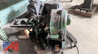 Vintage Pulley - Belt Motor Driven