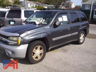 2003 Chevy Trailblazer SUV