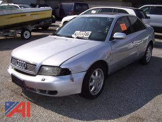 1998 Audi A4 Coupe