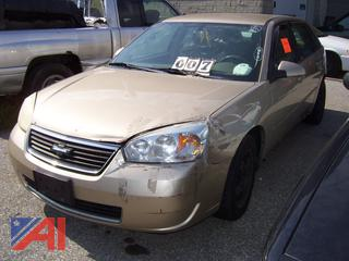 2006 Chevy Malibu Maxx Sedan