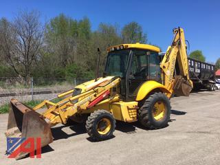 2003 New Holland LB75B Backhoe