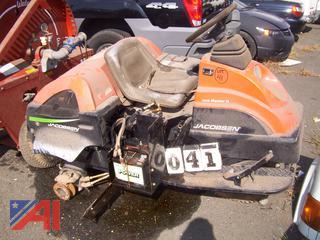 2006 Jacobsen Groom Master II Machine