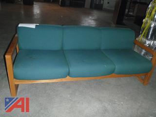 (#67) Cushion Couches
