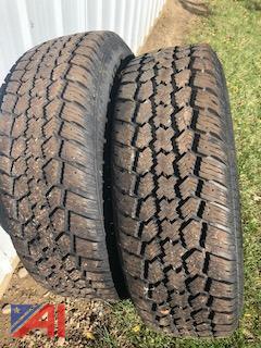 Snow Tires for a Car