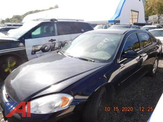 (#5544) 2007 Chevy Impala 4 Door Sedan