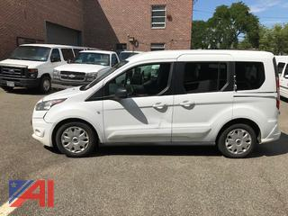 2015 Ford Transit Connect Mini Van