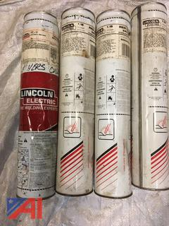 """Lincoln Electric 10"""" ED020421 Welding Rods"""