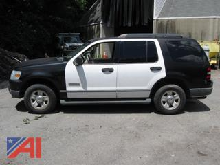 2006 Ford Explorer XLS SUV (Parts Only)