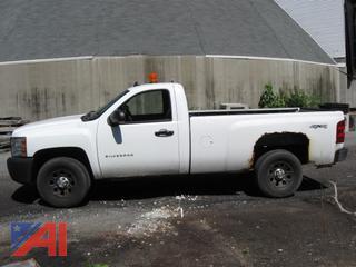 2007 Chevy Silverado 1500 Pickup Truck