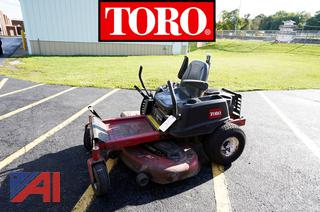 "2011 Toro Time Cutter Z5060 50"" Zero Turn Mower"