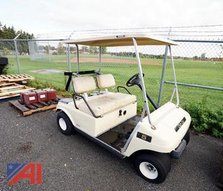 2008 Club Car PowerDrive 48 Golf Cart