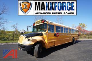 2010 International IC/CE 3000 Full Size School Bus/113