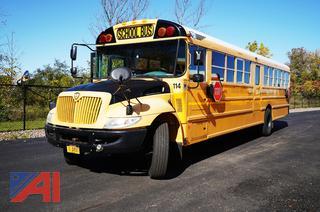2011 International IC/CE 3000 Full Size School Bus/114