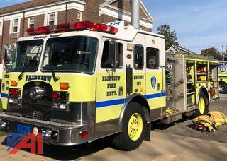 2000 KME (Kovatch Mobile Equipment) Excel Fire Engine