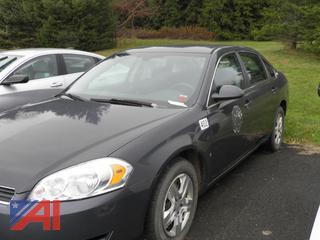 (DSS402) 2008 Chevy Impala LS 4 Door Sedan