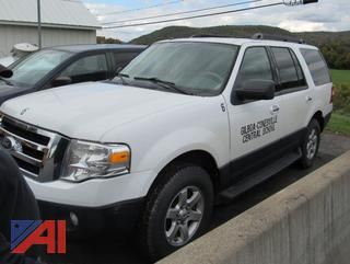 (#6) 2012 Ford Expedition XL SUV