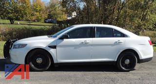 (356) 2014 Ford Taurus 4DSD/ Police Interceptor